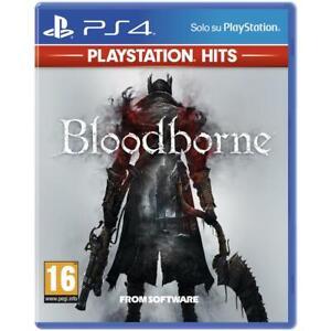 BLOODBORNE PS4 - PLAYSTATION 4 - PLAYSTATION HITS - ITALIANO - OFFERTA !!!