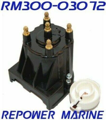 Verteilerkappe /& Rotor Delco Est 3.0L Volvo Penta 385426 Mercruiser 811635Q2