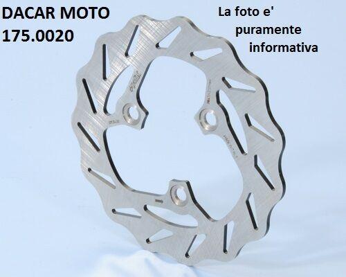 175.0020 DISCO FRENO D.190 POLINI MBK NITRO 50 H2O de 1996->