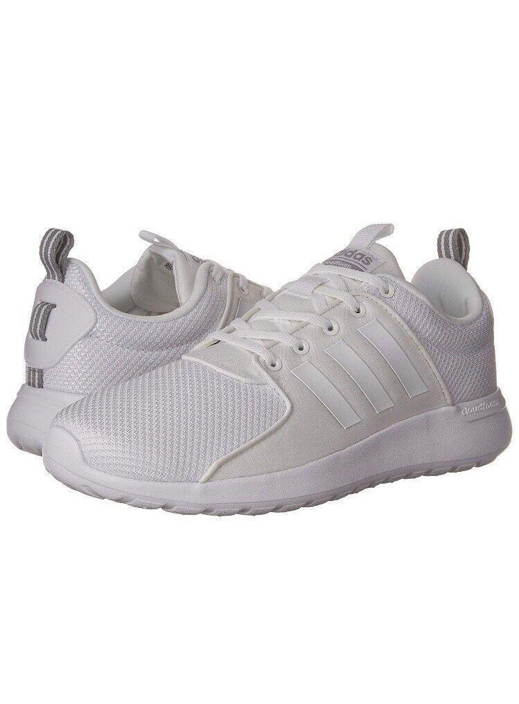 NEW Adidas NEO Cloudfoam Lite Racer AW4262 Men's Running Shoes White Onix 11 Seasonal price cuts, discount benefits