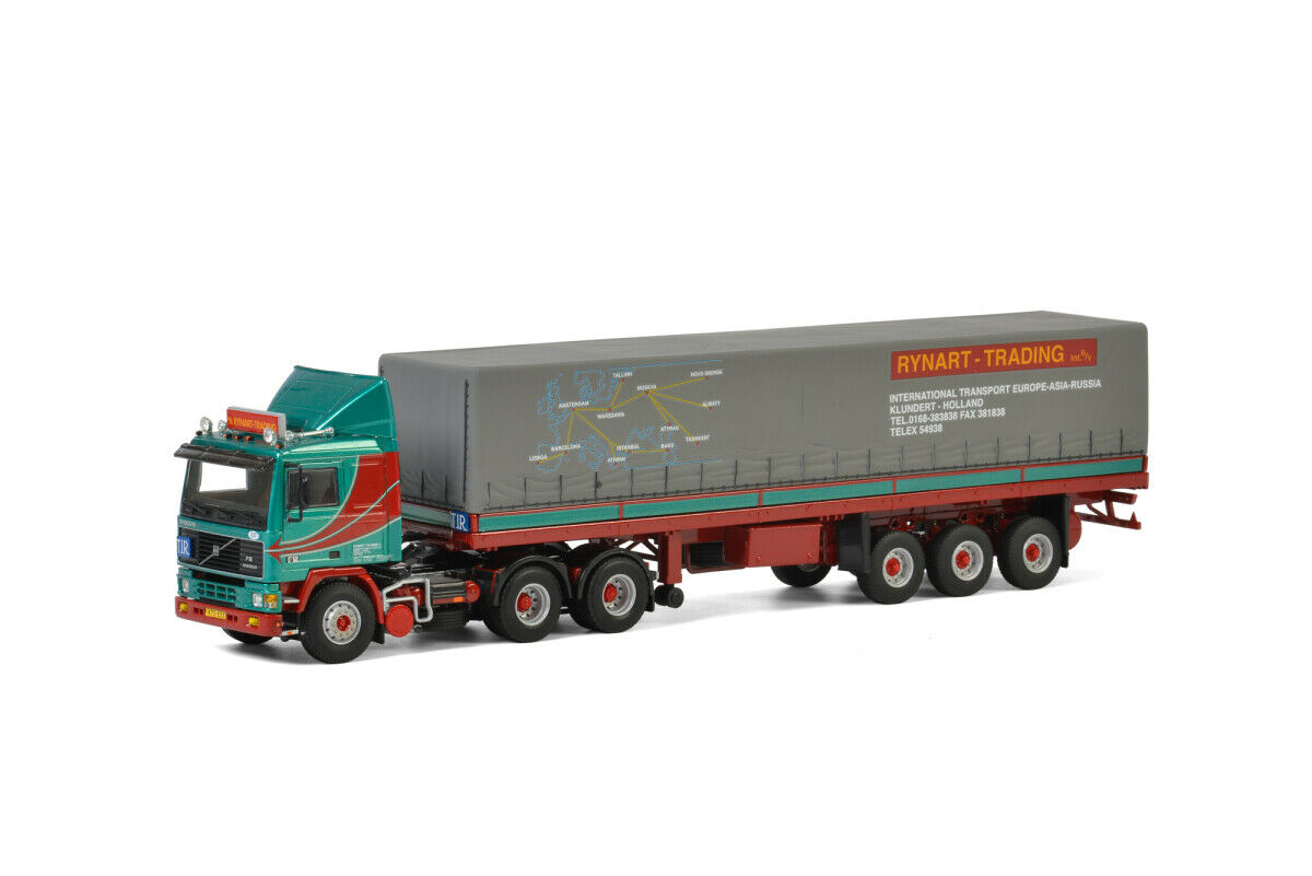 Volvo F12 CLASSIC CURTAIN Rynart Trading 01-2680 WSI 3097 degree 1 50