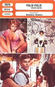 FICHE-CINEMA-FILM-USA-FOLIE-FOLIE-MOVIE-MOVIE-Realisateur-Stanley-Donen