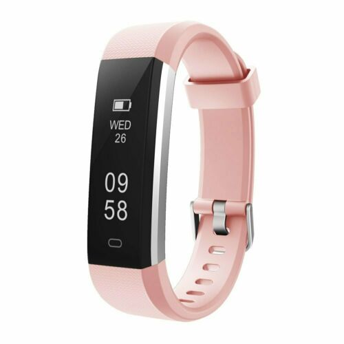 Letsfit Fitness Tracker IP67 Waterproof Activity Tracker with Pedometer Step