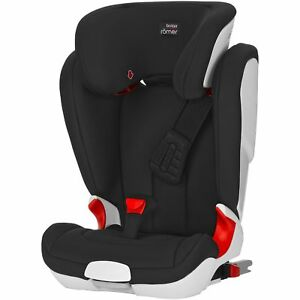 Britax-Romer-KIDFIX-II-XP-Group-2-3-R44-04-Child-Kids-Car-Seat-Cosmos-Black