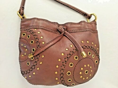 Compartments W 9 X Purse Fossil 4 Brown Leather 48 Strap 7 6ARwnwgqP