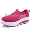 Womens Sneakers Mesh Slip On Wedges Platform Walking Shoes Sports Tennis Shoes