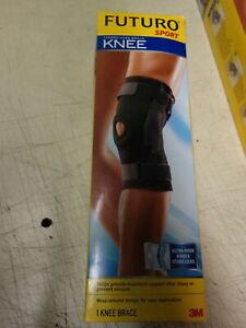 08eb1b27d1 3M Futuro Sport Adjustable Firm Support Hinged Knee Brace # 48579 | eBay