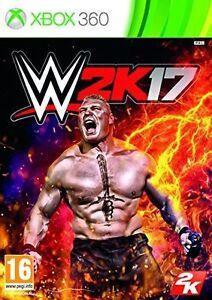 WWE-2K17-Xbox-360-1st-Class-consegna-super-veloce