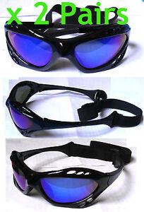 POLARIZED-CORAL-Sunglasses-Goggles-Fishing-Boating-Water-Kite-Surfing-Jetski