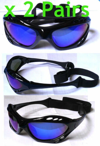 POLARIZED CORAL Sunglasses//Goggles Fishing Boating Water Kite Surfing Jetski