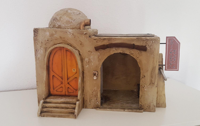 Star Wars Diorama - Tatoine 6  Scale House - Mos eisley – Star wars Episode IV