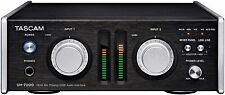 Tascam UH-7000 High-End USB Audio Interface Mac Windows Mic Preamp DSP Effects