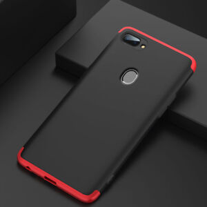 cheap for discount 14d9a aa1a9 Details about Slim 3in1 Hybrid Shockproof Armor Hard Case For OPPO Realme 2  Back Matte Cover