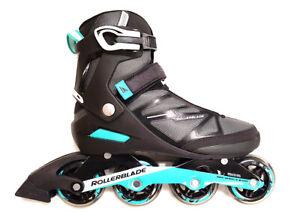 Rollerblade-Spark-ST-80-W-Inlineskates-Inliner-Damen-blau-NEU-Rollschuhe-j20