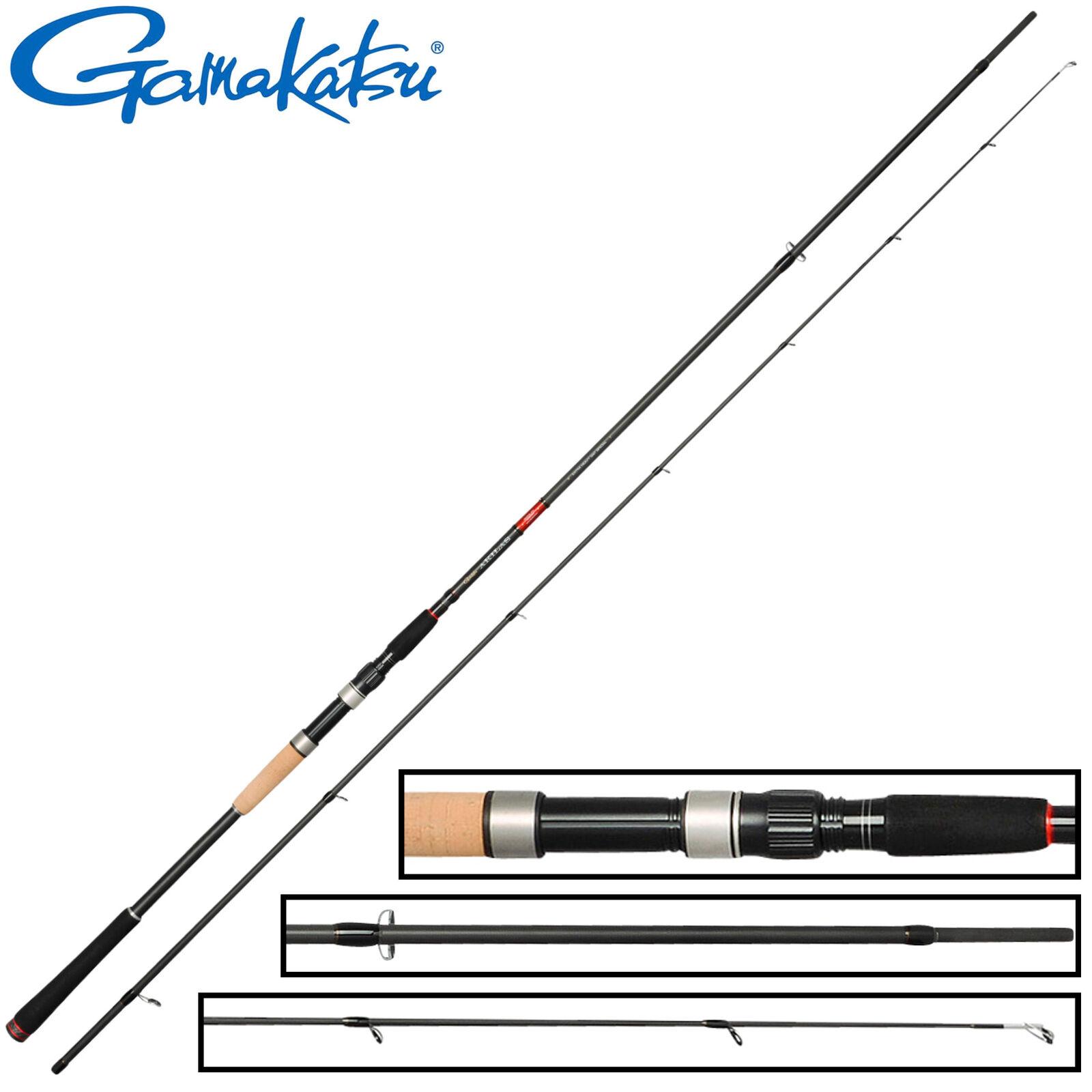 Gamakatsu Akilas 80XXXH 2 40m 50-100g - Spinnrute Spinnrute Spinnrute Angelrute für Hechte Jigrute 92ef59