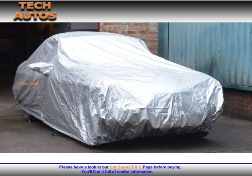 Lightweight Car Cover Water Resistant Mystere Mercedes S Class W140 LWB