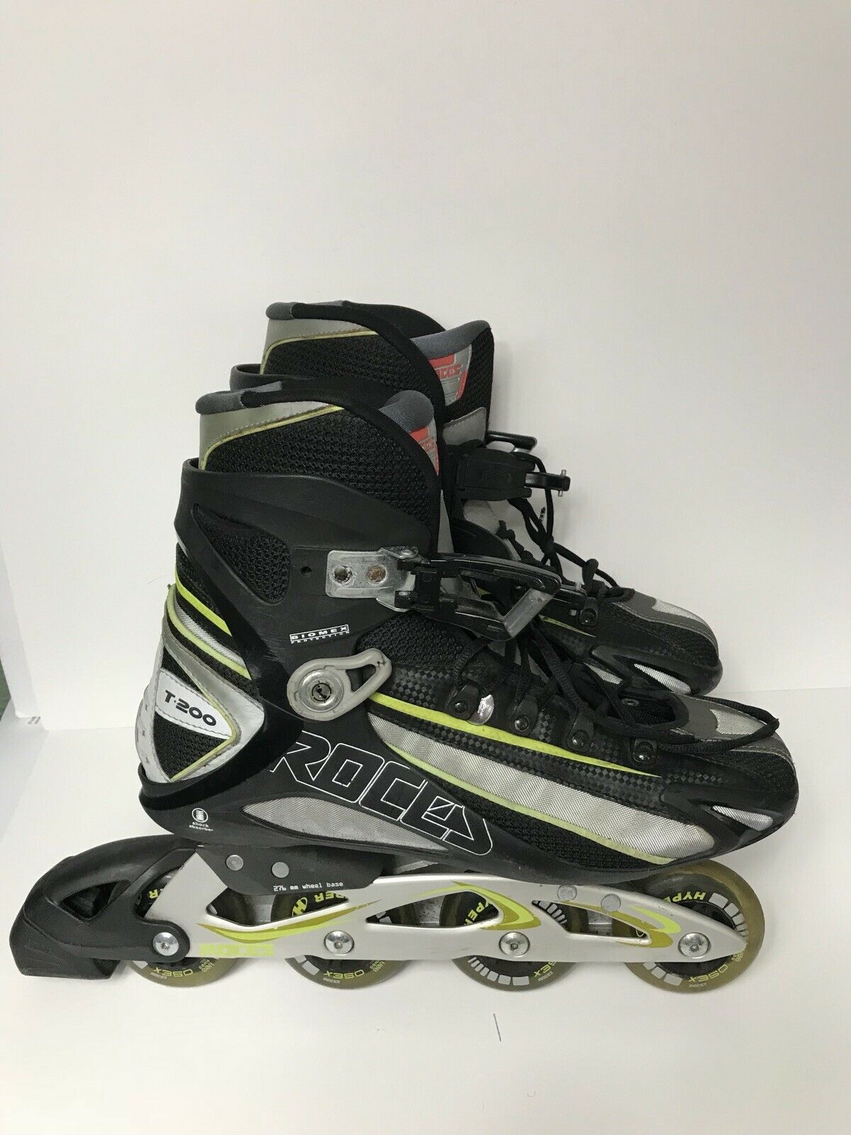 ROCES T200  Inline S s Mens Size 12 Retail  180  new sadie