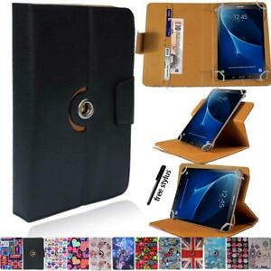 LEATHER-360-ROTATING-STAND-COVER-CASE-For-7-034-8-034-10-034-Samsung-Galaxy-Tab-2-3-4