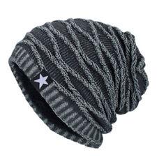 438f77aaaf0 item 3 Men Women Knitted Slouchy Beanie Hat Winter Warm Thermal Fleece Lined  Ski Cap US -Men Women Knitted Slouchy Beanie Hat Winter Warm Thermal Fleece  ...
