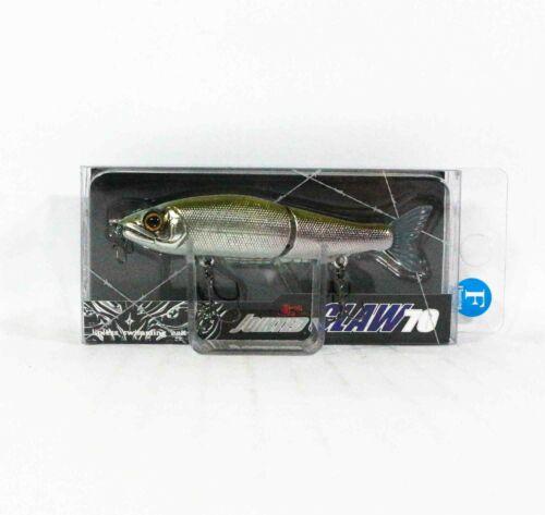 8720 Gan Craft Jointed Claw 70 Type F Schwimmend Köder 015