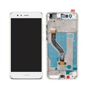 DISPLAY-LCD-TOUCH-SCREEN-FRAME-VETRO-VETRINO-PER-HUAWEI-P10-LITE-BIANCO-WHITE