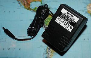 ALIMENTATORE AC-DC USO GENERALE ATTACCO RETE PICCOLO - 230VAC - 6VDC - 250 mA