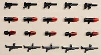 X20 Lego Army Guns Halo Star Wars Batman Minifig Weapons 4 Different Kinds