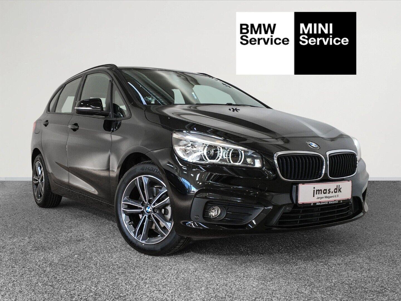 BMW 218i 1,5 Active Tourer aut. 5d