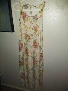 LC-Laureb-Conrad-Size-4-Floral-Maxi-Sundress