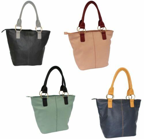 Damen Handtasche Damentasche Schultertasche Shopper-Tasche Shopper Bag FB309