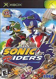 Sonic Riders  (Microsoft Xbox, 2006)