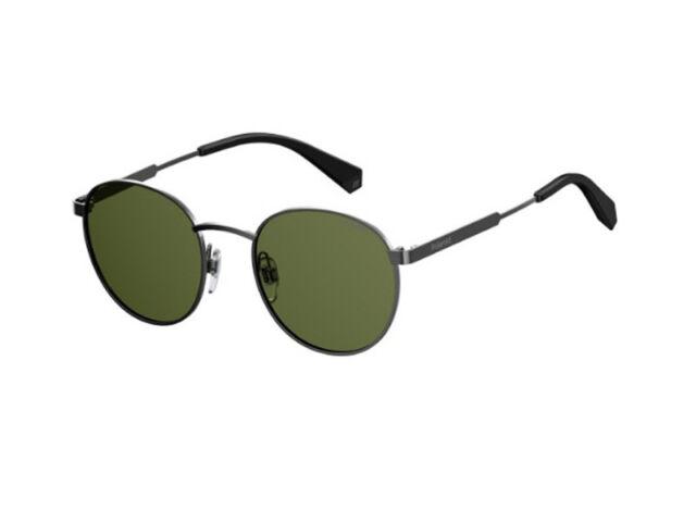 3f3f10363cc08c lunettes de soleil Polaroid polarisée PLD 2053 S gris vert KJ1 UC