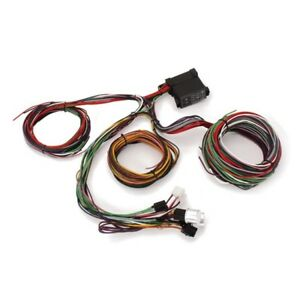 s l300 new speedway 12 circuit universal hotrod muscle car wiring harness