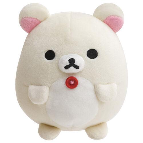 """Rilakkuma series Plush Doll Manmaru Mochi mochi S /""""Korilakkuma/"""" San-X 48801"""