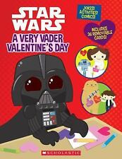 Star Wars: a Very Vader Valentine's Day by Trey King (2013, Paperback)