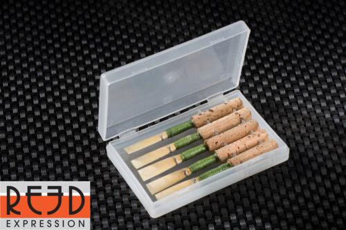10 Pcs Oboe Reeds Medium Soft US Style Cork Reeds Reed Expression