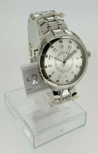 Details About Solo Metal Watch Silver Dial Asda Brand New Boxed Rrp 22 Excellent Gift