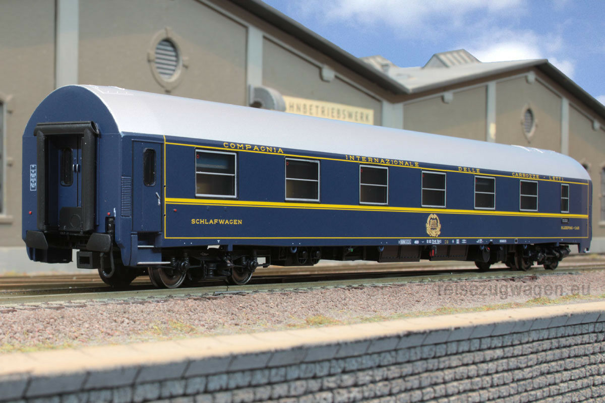 ACME 50583 MU 1973 CIWL livrea azul fasce gialle, immatricolata FS, Cocherelli MD