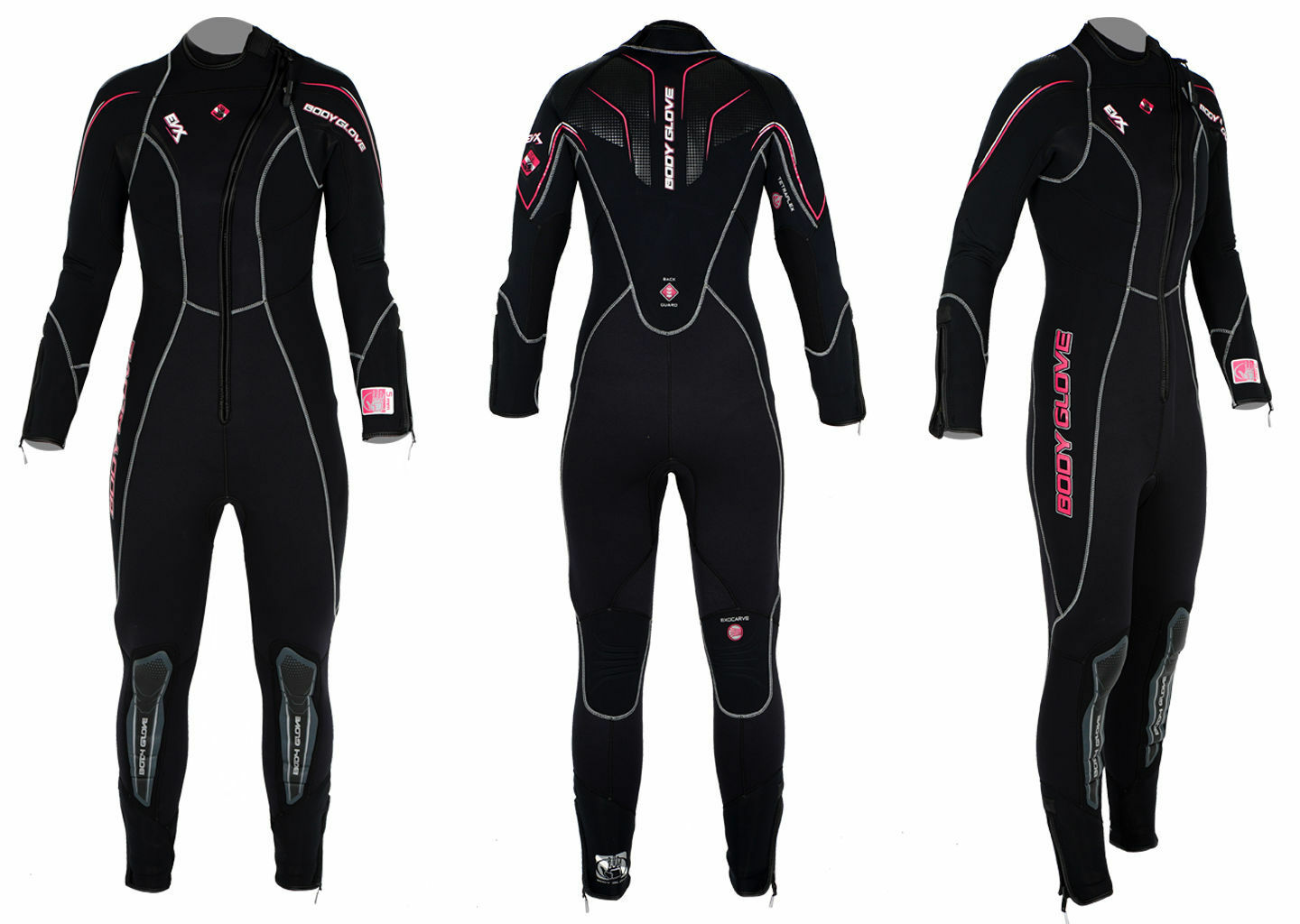 Body G  Evx Front Zip 0 3 16in  Wetsuit Women's Wetsuit Diving Suit Surf Kite  with cheap price to get top brand