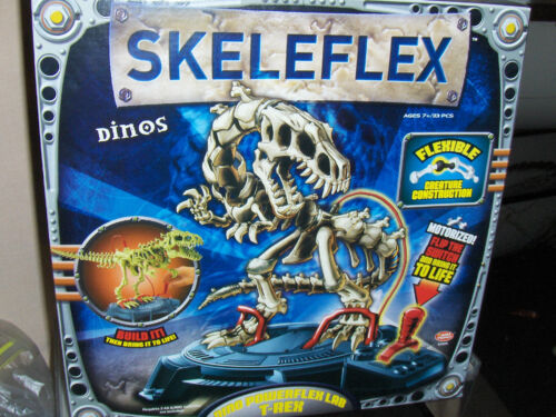 Skeleflex Dinosaur T Rex Dino Power Flex Lab set by Wild Planet