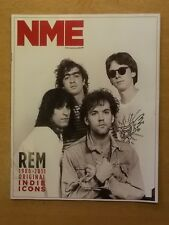NME OCTOBER 1 2011 REM RIHANNA BLOC PARTY TYLER THE CREATOR LANA DEL REY