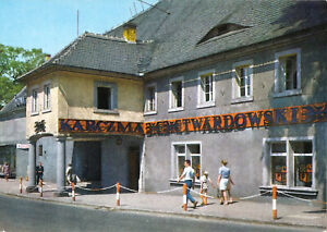 "AK, Bogatynia, Reichenau Sa., Karczma "" Twardowski"", Gasthaus ""Twardowski"", 1974"