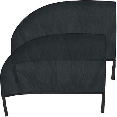 Rear Car Window Sun Shade Screen Cover Mesh Sock Protect