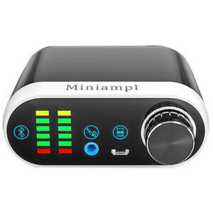Bluetooth-5-0-Wireless-Power-Amplifier-Stereo-HiFi-Digital-Amp-50W-50W-Household