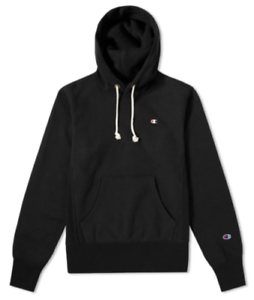 Champion-Europe-Reverse-Weave-Classic-Hoodie-Black