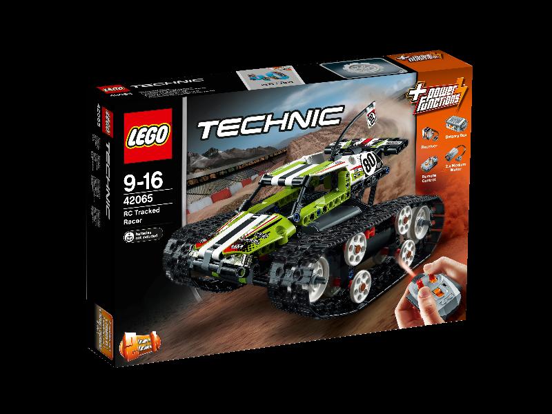 LEGO Technik  42065  Ferngesteuerter Tracked Tracked Tracked Racer   neu + ovp 6f7691