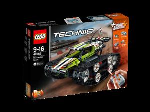 LEGO-Technik-42065-Ferngesteuerter-Tracked-Racer-neu-ovp
