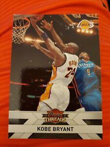 2010-11-Panini-Threads-Kobe-Bryant