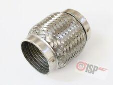 @ Flexrohr Flexstück  Interlock  63,5mm x 100mm Turbo G60 Universal verstärkt @