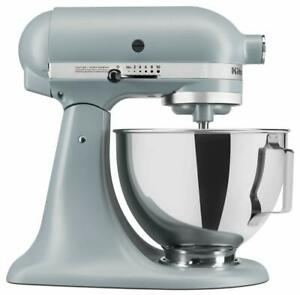 Kitchenaid 5 Quart Tilt Head Stand Mixer Rrk150mf Matte